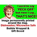 Mrs Brown's Boys Ceramic Mug
