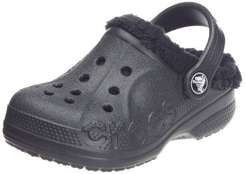 crocs Baya Lined Kids, Sabot unisex bambino