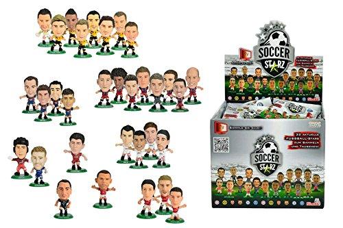 Simba Soccer Starz 32 aktuelle Fußball Stars Sammelfigur Thekendisplay Neu