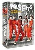Misfits - L'intégrale des saisons 1 & 2 (dvd)