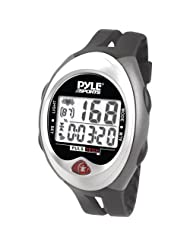 Pyle Sports PHRTMW1 Digital Sports Watch with Heart Rate Monitor