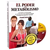 By Frank Suarez El Poder del Metabolismo Edicion Deluxe (Spanish Edition) (Deluxe with DVD)