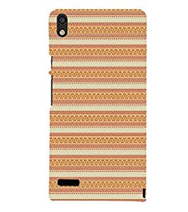 Bridge Road Rangoli 3D Hard Polycarbonate Designer Back Case Cover for Huawei Ascend P6 :: Huawei P6 :: Huawei Ascend P6 Dual