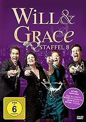 Will & Grace - Staffel 8 -  DVD
