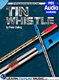 img - for Tin Whistle Lessons for Beginners: Teach Yourself How to Play Tin Whistle (Free Audio Available) (Progressive) book / textbook / text book
