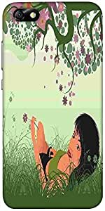 Snoogg Abstract Background Designer Protective Back Case Cover For Huawei Hon...