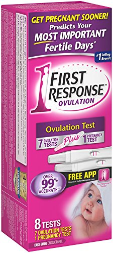 First Response Ovulation Plus Pregnancy Test, 8 Count - 1