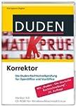 Duden Korrektor 6.0 f�r OpenOffice/St...