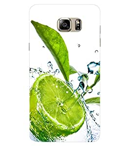 ColourCraft Creative Image Design Back Case Cover for SAMSUNG GALAXY NOTE 7