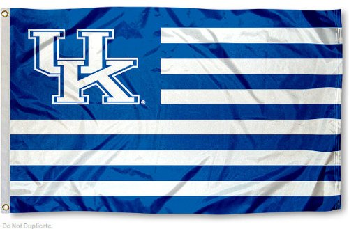 Kentucky Wildcatsv Alumni Flag