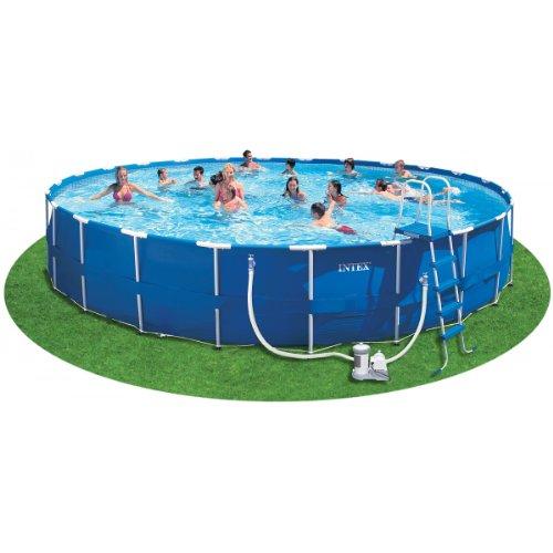 For Sale 18 39 X 52 Metal Frame Pool Set Intex Pool