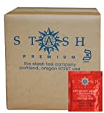 Stash Tea Cinnamon Apple Chamomile Herbal 100 Count Box