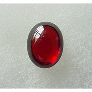 34.40 ct Round shaped Loose Cabochan Garnets