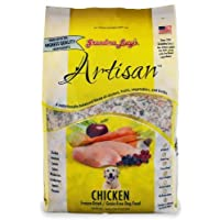 Grandma Lucy's Artisan Grain Free Chicken Food for Dogs, 3-Pound