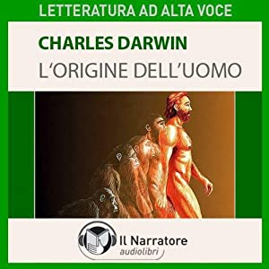 L'origine dell'uomo Audiobook