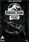 Jurassic Park Trilogy Film Collection (Steelbook) [DVD]