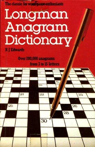 Longman Anagram Dictionary