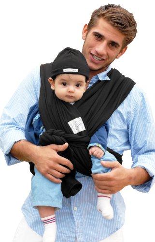 Imagen de Porta bebé bebé K'tan, Negro, Pequeño