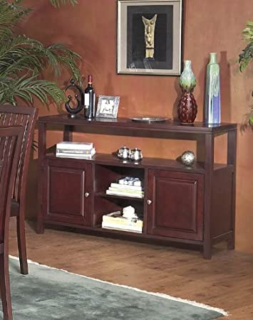Anderson Server / Flat Panel Television Console