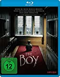 DVD Cover 'The Boy [Blu-ray]