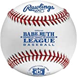 Rawlings RBRO Official Babe Ruth League Baseball (Sold in Dozens) (Tournament Play)