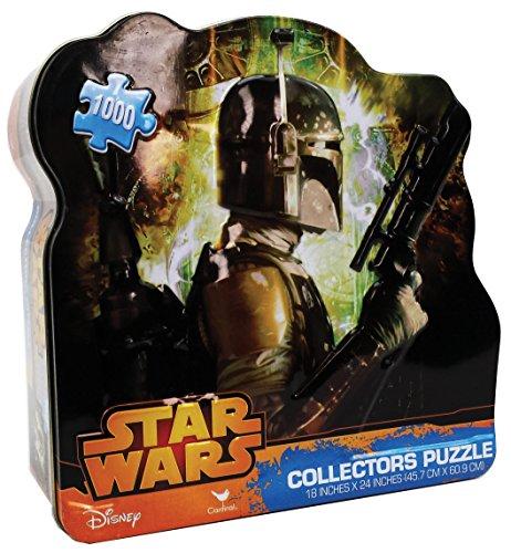 Star Wars Classic-Boba Fett Puzzle (1000 Piece)