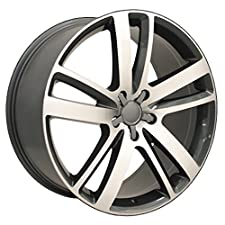 22″ Wheels For Audi Q7 VW Touareg Set of Four Rims (4)