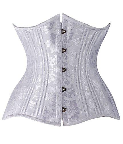 camellias-24-double-steel-boned-longline-heavy-duty-waist-training-corset-shaper-uk-sz1975-white-3xl