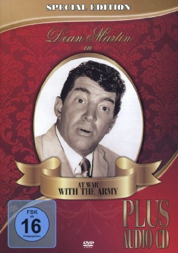 At war with the army + CD Dean Martin [Special Edition] [2 DVDs]