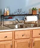 Over the Sink Shelf - Bronze