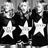 Madonna MDNA fabric poster 24