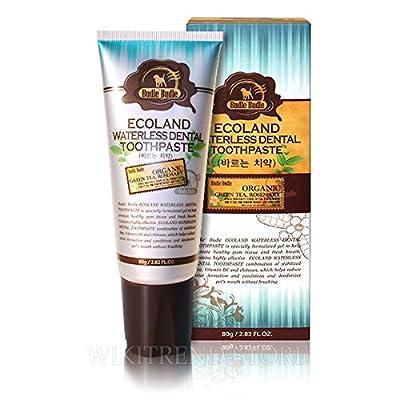 ECOLAND Dog Organic Dental Toothpaste 2.82 oz