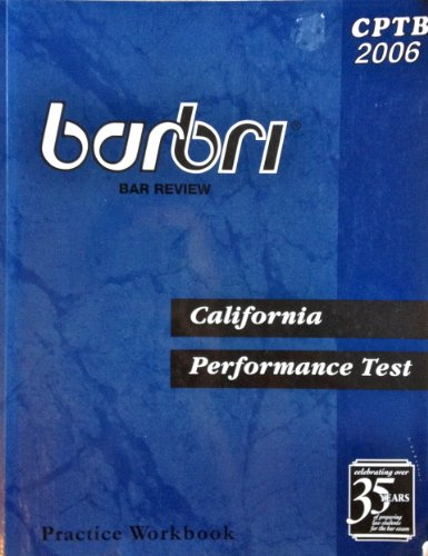 Are Barbri MBE Questions like the Real Bar Exam Questions?
