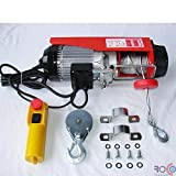Crossfer - Palan 990 Treuil Electrique 220V 495 À 990 Kg