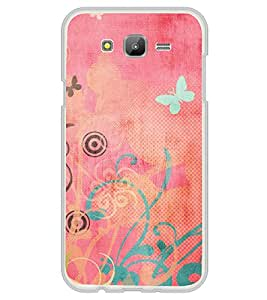 iFasho Animated Pattern colrful traditional design cloth pattern Back Case Cover for Samsung J5