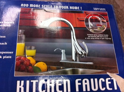 Water Ridge Pull Down Kitchen Faucet 205674 Xcdfgjnkjhlkfy