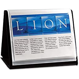 LIO39008 - Lion Flip-N-Tell Display Easel Book