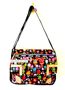 XIAOMEI Colourful Cartoon Children's A4 Messenger Style Bag A626 for School or College etc. from XIAOMEI