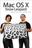 img - for Mac OS X Snow LeopardPortable Genius book / textbook / text book