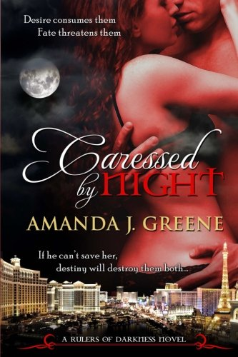 Caressed by Night (Rulers of Darkness) (Volume 2)