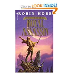Royal Assassin (The Farseer Trilogy, Book 2) by Robin Hobb,&#32;Stephen Youll and John Howe