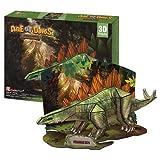 3d Puzzle - stegosaurus