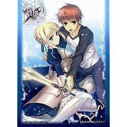 きゃらスリーブコレクション Fate/stay night セイバー&衛宮士郎 (No.177)
