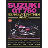Suzuki GT 750 Performance Portfolio 1971-77