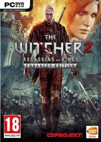 The Witcher 2: Assassins of Kings - Enhanced Edition (PC DVD) [Edizione: Regno Unito]