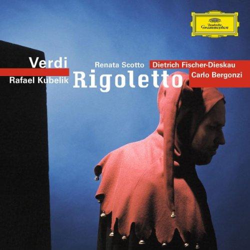 Rigoletto (Scotto, Bergonzi, Kubelik) - Verdi - CD