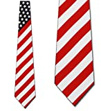 FLAG ties Neckties by Ralph Marlin