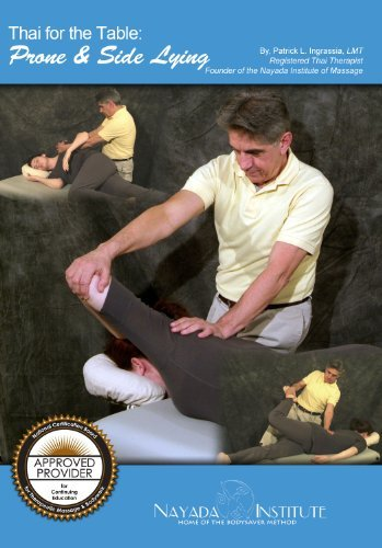 Thai Massage For The Table: Prone and Side-Lying DVD (Dvd Side Table compare prices)