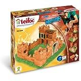 Teifoc - TEI3400, Costruzioni, Confezione castello grande a 3 piani [Importato da Francia]
