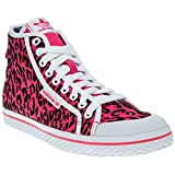 Adidas Honey Mid Trainers Pink